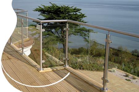 Glass Balustrades Paignton
